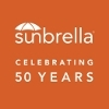 Sunbrella Celebrating 50 Years.