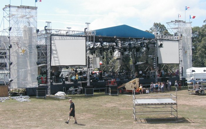 Acadian Stage
