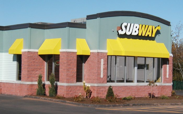 Subway Truro